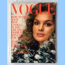 Vogue Magazine - 1970 - November